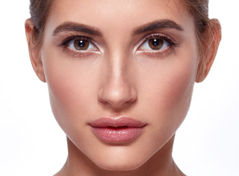 A Woman who used Cosmetic Injectables